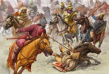 Scythians  - graphical reconstructions