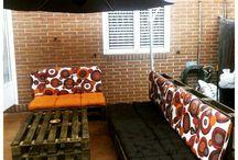 muebles ideales con pales.