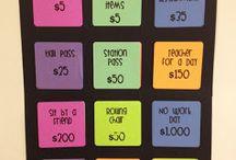 Classroom incentives / by Stephanie Margolis