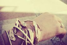 Bangles, necklaces, rings, oh my