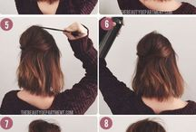 hair style to do !
