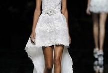 From the Runway: Bridal Edition