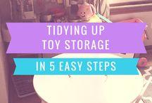 Organization: Toys, Home & Life