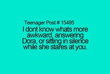 Teenager ^_^ Posts