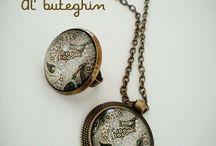 Al Buteghin / I gioielli create delle mie amiche Denise e Gaia