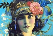 vintage beauty / beautiful things from the past