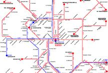 Wayfinding // Transport system