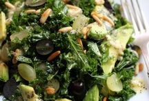 Scrumptious Salads / Salads of all kinds! / by Amanda Livesay