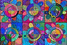 carnival art projects