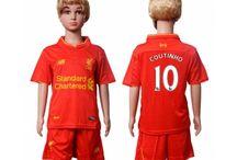 Billige Philippe Coutinho trøje Børn / Billige Philippe Coutinho trøje Børn på online butik. Philippe Coutinho hjemmebanetrøje/udebanetrøje/målmandstrøje/trøje langærmet tilbud  med eget navn.