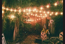 outdoor oasis / by Katie Vieck