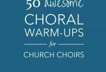 My choir