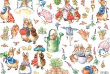 Ilustrácie - Beatrix Potter