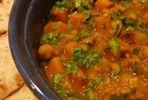 Vegetarian main / Food & drink