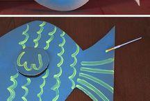 Fish Themed Bday