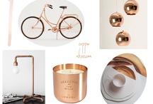 Cool Copper / by Linda Redd
