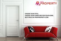 Best deals on Furniture at Propproperty.com