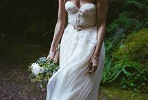 REAL BRIDES HAIR STYLES / Gorgeous hair styles to inspire you for your big day from real brides!