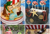 Pirate Birthday Party / by Julie Hughes