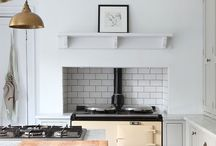 Modern Cottage: Kitchen / by Miss_Frippery
