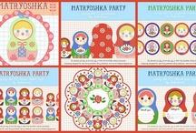 Matryoshka Party