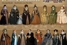 Costumes - 1600