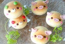 bear n pig bread