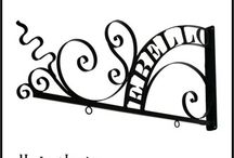Custom Sign Brackets / A collection of custom sign brackets that will blow you away!