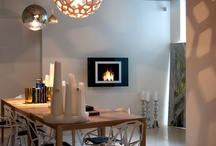 Les cheminées éthanol / Instruments d'ambiance par excellence!