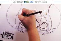 Tutoriales dibujo / anatomía