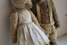 medvědi a hračky