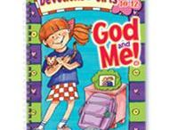 Kids Devotions (Toddler - Elementary - Preteen) / The popular kids devotional series Gotta Have God! for boys and God and Me! for girls! Age appropriate, each of these series has 3 volumes each, so your children can have fun with Bible activities, crafts, puzzles, and recipes all year round! Keep their little hands and curious minds busy with nurturing Christian activities!