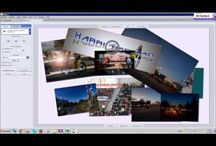 Photographig tutorial / Create a photo collage using Picasa  https://www.youtube.com/watch?v=KYiGyPKam94