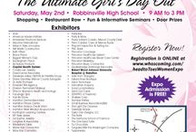 FREE Virtual Expo for Pinterest / If you are interested in having a FREE private virtual expo, please post a like button here.