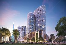 The Towers Perth / The Towers Perth, 3D visualisation by Scharp. Architecture by Cottee Parker.