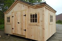 Hipped Roof Shed