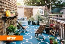 Apartment patio / by William Reynolds
