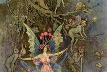 Magic World (Fairies, Elfs & wizards)