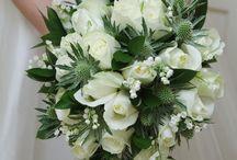 White flower ideas