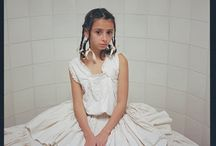 Camila Falquez para #VogueTalents