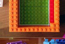 Vaza Lego