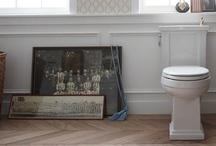 Home: bathroom / by Brico Idea