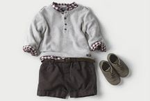 My [little] Boy Clothes / by Gina Hall