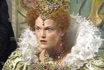 Elizabeth costume ideas