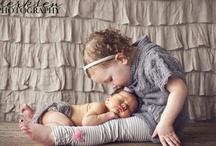 sibling love.