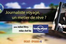 IVCAST : le podcast d'Instinct Voyageur ! / Les derniers podcast à écouter sur le voyage et la vie nomade !