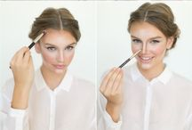 Tutorial Make Up / Be pretty!