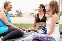 GET OUTSIDE / by BEYOND YOGA