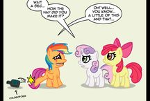 my little pony  funny comics