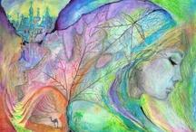 Sophia Sarhidai Drawings